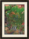 Celestial Harvest Poster by Tom Masse