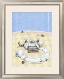 Home Alone Framed Giclee Print by Gary Patterson