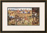 The Garden of Earthly Delights, 1504 Arte por Hieronymus Bosch
