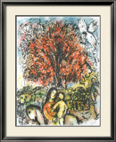 Sainte Famille Posters by Marc Chagall