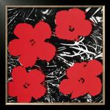 Flowers, c.1964 (Red) Arte por Andy Warhol