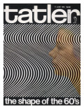 Front Cover from the Tatler Giclée-tryk