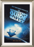 The Hitchhiker's Guide to the Galaxy Posters