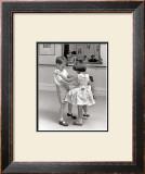 Two LIttle Dancers Pôsteres por John Drysdale
