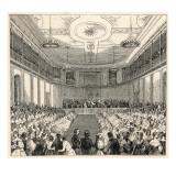 Mendelssohn Conducts His Own Music at the Leipzig Gewandhaus Giclee Print