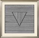 Triangle, c.1980 Poster por Sol Lewitt