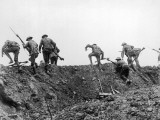 The Somme 1916 Photographic Print by Robert Hunt