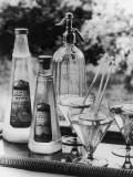 Summer Fruit Drinks Impressão fotográfica
