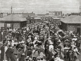 One of the Piers at Blackpool, Lancashire, Packed with Dancing Couples Photographic Print by Peter Higginbotham
