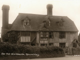Parish Workhouse, Brenchley, Kent Photographic Print by Peter Higginbotham