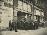 Salvation Army Shelter, Blackfriars Road, London Photographic Print by Peter Higginbotham