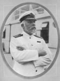 Commander E. Smith, Captain of the Titanic Lámina fotográfica
