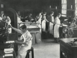 Printing Shop, Darenth Training Colony, Kent Photographic Print by Peter Higginbotham