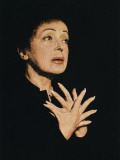 Edith Piaf Photo Reproduction photographique