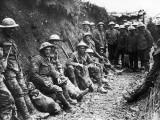 Royal Irish Rifles 1916 Photographic Print by Robert Hunt