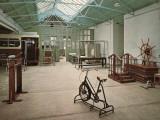 Gymnasium, Princess Mary's Hospital, Margate, Kent Photographic Print by Peter Higginbotham