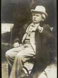 Edvard Hagerup Grieg Norwegian Composer, Conductor, and Violinist Photographic Print