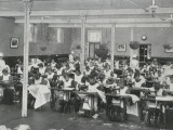 Sewing Class, Darenth Training Colony, Kent Photographic Print by Peter Higginbotham