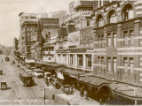 Liverpool Street, Sydney, New South Wales, Australia 1920s Reproduction photographique