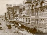 Liverpool Street, Sydney, New South Wales, Australia 1920s Fotografie-Druck