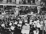Berlin Philharmonic Orchestra 1944 Photographic Print by Robert Hunt