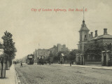 City of London Infirmary, Bow Road, East London Photographic Print by Peter Higginbotham