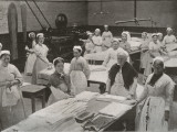 Laundry, Holborn Union Workhouse, Mitcham Valokuvavedos tekijänä Peter Higginbotham