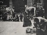 Old Women Scavenging, East End of London Photographic Print by Peter Higginbotham