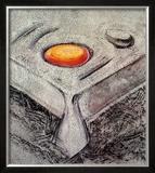 At Leo Castelli's, 1985 Posters por Richard Artschwager
