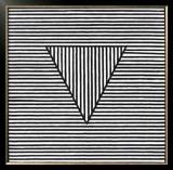 Triangle, c.1980 Posters por Sol Lewitt
