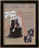 Ten Days That Shook the Nation - Stock Market Crash of 1929 Kunst