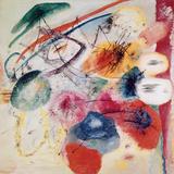 Black Lines, 1913 Poster af Wassily Kandinsky