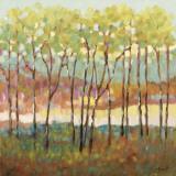 Color distante Láminas por Libby Smart