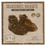 Chaussure Dolomite Affischer