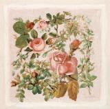 Buisson de Roses III Affiches par Laurence David