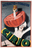 Extracto de Tomates Giclée-Druck von Achille Luciano Mauzan
