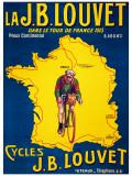 Tour de France, c.1913 Giclée-Druck