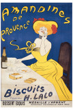 Amandines Giclée-tryk af Leonetto Cappiello
