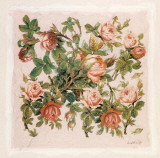 Buisson de Roses II Poster par Laurence David