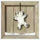Ourson Kunstdruck von Thierry Verger
