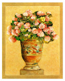 Hortensia Rose Affiches par Laurence David