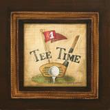 Golf Tee Time Posters af Gregory Gorham