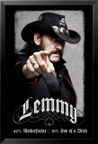 Lemmy, zanger van Motörhead Poster