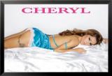 Girls Aloud - Cheryl Posters
