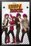 Camp Rock - Group Kunstdrucke