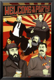 Welcome to the Party! Communistes Poster
