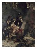 Andromaque Reproduction procédé giclée par Georges Antoine Rochegrosse