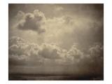 Marine, étude de nuages Giclee Print by Gustave Le Gray