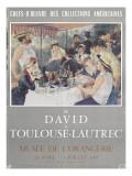 Affiche : Chefs d'oeuvre des collections américaines Lámina giclée