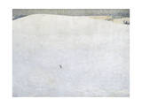 Schneelandschaft (paysage de neige) dit aussi Grosser Winter (Grand hiver) Reproduction procédé giclée par Cuno Amiet